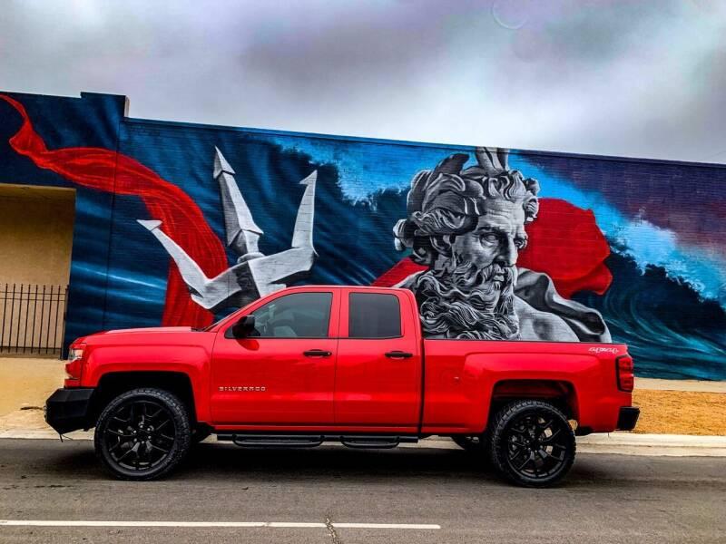 2017 Chevrolet Silverado 1500 for sale at Mickdiesel Motorplex in Amarillo TX