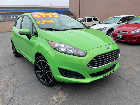 2015 Ford Fiesta for sale at Cars 2 Go in Clovis CA
