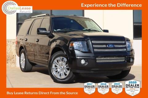 2014 Ford Expedition for sale at Dallas Auto Finance in Dallas TX