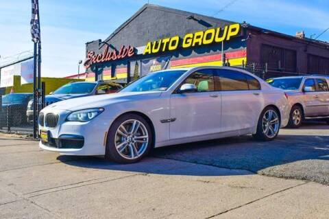 2013 BMW 7 Series for sale at Buy Here Pay Here Auto Sales in Newark NJ