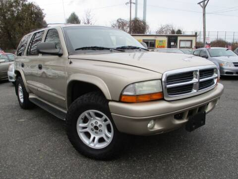2003 Dodge Durango for sale at Unlimited Auto Sales Inc. in Mount Sinai NY