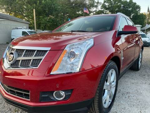 2010 Cadillac SRX for sale at RoMicco Cars and Trucks in Tampa FL