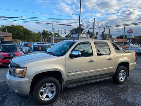 2007 Chevrolet Avalanche for sale at Masic Motors, Inc. in Harrisburg PA