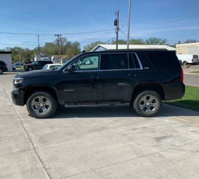 2019 Chevrolet Tahoe for sale at GOOD NEWS AUTO SALES in Fargo ND