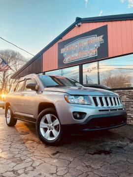 2017 Jeep Compass for sale at Harborcreek Auto Gallery in Harborcreek PA