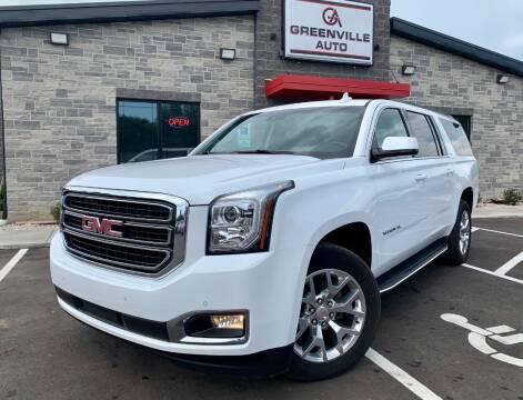 2019 GMC Yukon XL for sale at GREENVILLE AUTO & RV in Greenville WI
