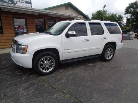 2007 Chevrolet Tahoe for sale at Rod's Auto Farm & Ranch in Houston MO