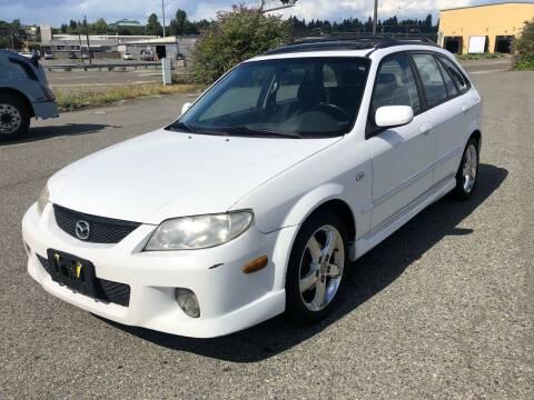2002 Mazda Protege5 for sale at South Tacoma Motors Inc in Tacoma WA