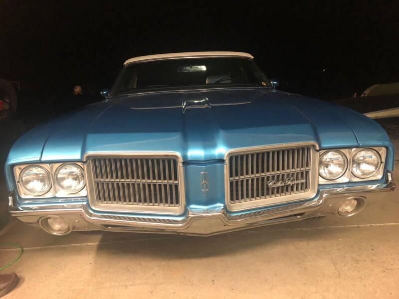 1971 Oldsmobile Cutlass Supreme for sale at MGM CLASSIC CARS in Addison IL