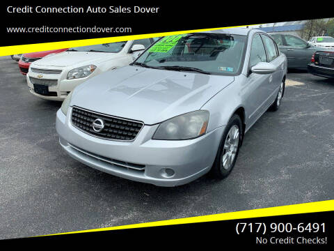2006 Nissan Altima for sale at Credit Connection Auto Sales Dover in Dover PA