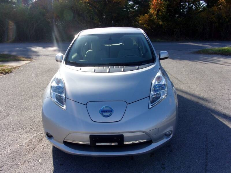 2013 Nissan LEAF for sale at Auto Sales Sheila, Inc in Louisville KY