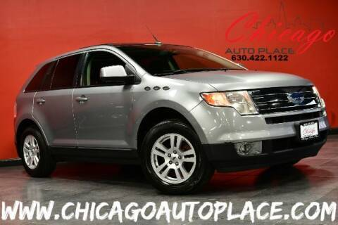 2007 Ford Edge for sale at Chicago Auto Place in Bensenville IL