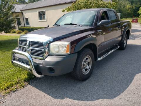 2005 Dodge Dakota for sale at Wallet Wise Wheels in Montgomery NY