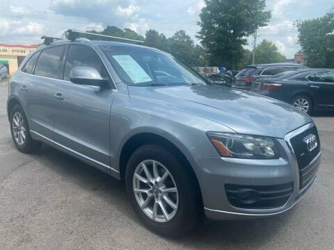 2009 Audi Q5 for sale at Atlantic Auto Sales in Garner NC