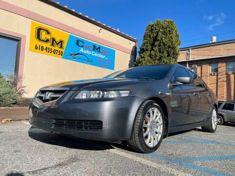 2005 Acura TL for sale at Car Mart Auto Center II, LLC in Allentown PA