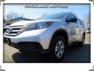 2014 Honda CR-V for sale at Rockland Automall - Rockland Motors in West Nyack NY