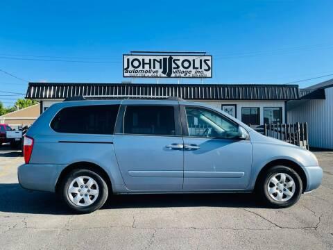 2008 Kia Sedona for sale at John Solis Automotive Village in Idaho Falls ID