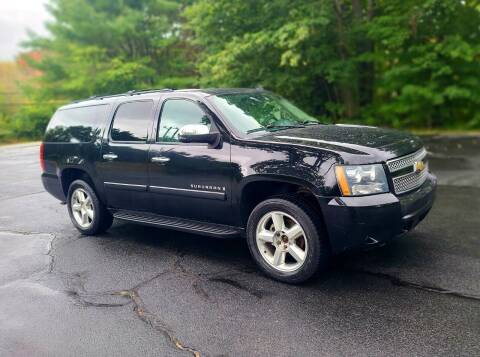 2008 Chevrolet Suburban for sale at Flying Wheels in Danville NH