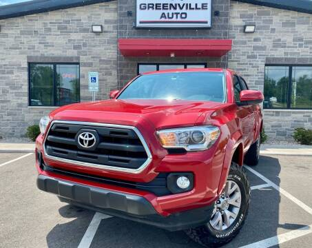 2016 Toyota Tacoma for sale at GREENVILLE AUTO in Greenville WI
