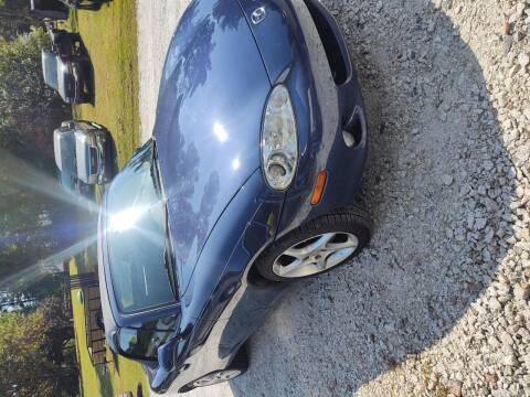 2003 Mazda MX-5 Miata for sale at Lanier Motor Company in Lexington NC