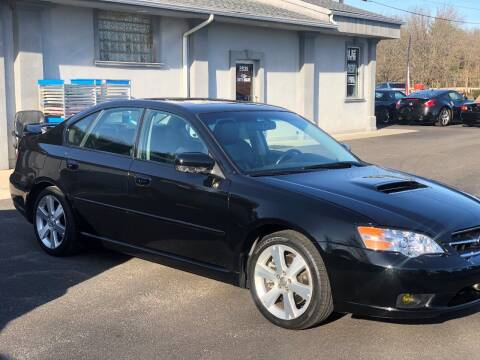 2007 Subaru Legacy for sale at QUALITY AUTO SALES OF NEW YORK in Medford NY