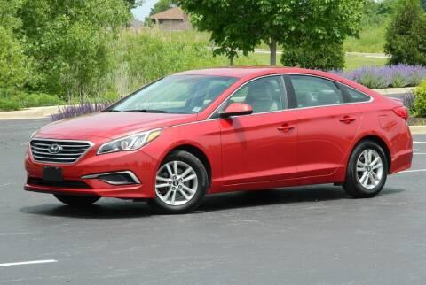2017 Hyundai Sonata for sale at MOKENA AUTOMOTIVE INC in Mokena IL