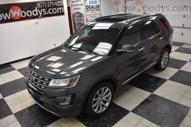 2017 Ford Explorer AWD Limited 4dr SUV - Chillicothe MO