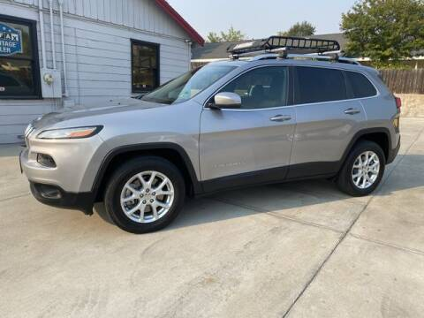 2016 Jeep Cherokee for sale at Guarantee Auto Group in Atascadero CA
