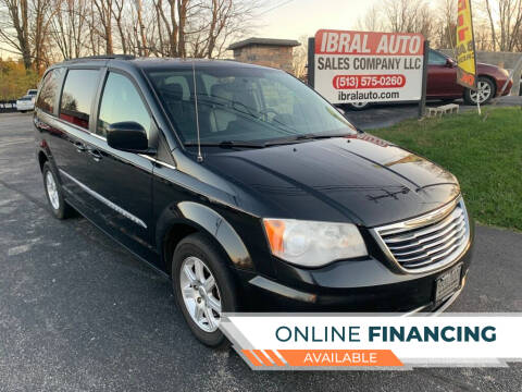 2012 Chrysler Town and Country for sale at Ibral Auto in Milford OH