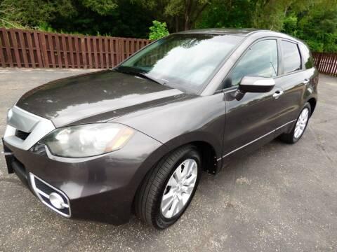 2011 Acura RDX for sale at Chris's Century Car Company in Saint Paul MN