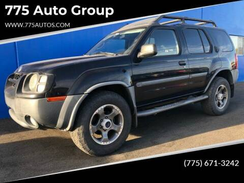 2003 Nissan Xterra for sale at City Auto Sales in Sparks NV