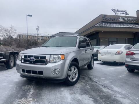 2012 Ford Escape for sale at FASTRAX AUTO GROUP in Lawrenceburg KY