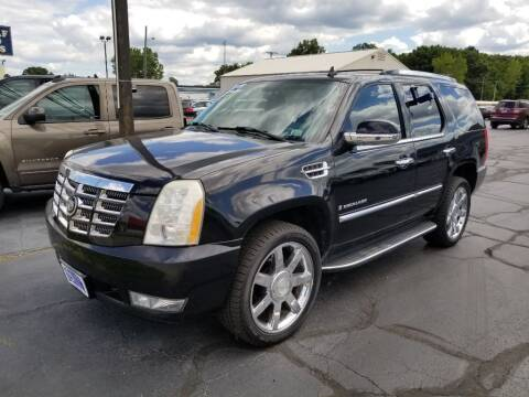 2007 Cadillac Escalade for sale at Larry Schaaf Auto Sales in Saint Marys OH