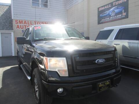 2014 Ford F-150 for sale at Small Town Auto Sales in Hazleton PA