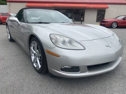 2006 Chevrolet Corvette for sale at Parks Motor Sales in Columbia TN