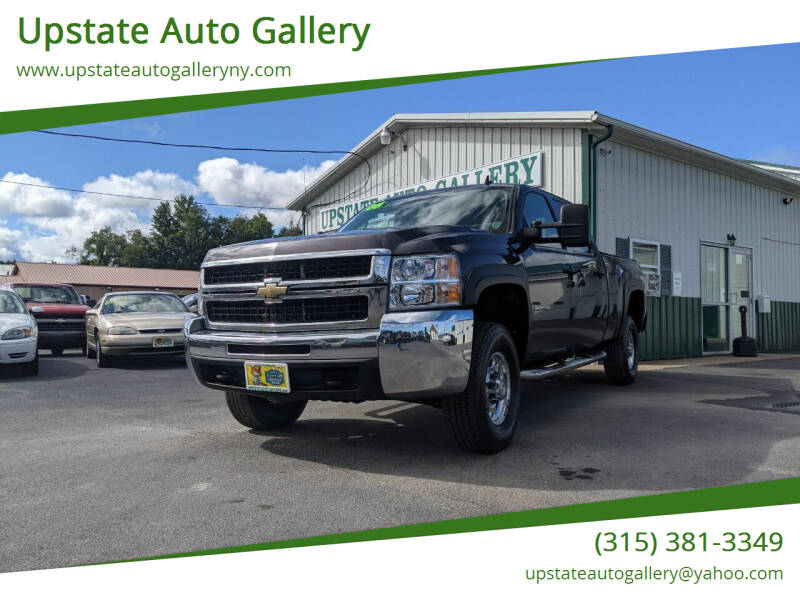 2010 Chevrolet Silverado 2500HD for sale at Upstate Auto Gallery in Westmoreland NY