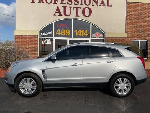 2011 Cadillac SRX for sale at Professional Auto Sales & Service in Fort Wayne IN