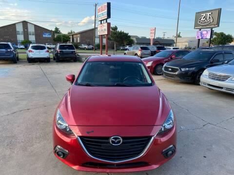 2015 Mazda MAZDA3 for sale at Car Gallery in Oklahoma City OK