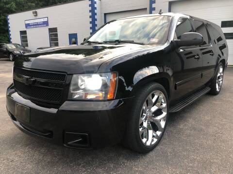 2010 Chevrolet Suburban for sale at Kingston Foreign Auto & Truck in Kingston NH