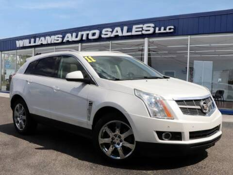 2011 Cadillac SRX for sale at Williams Auto Sales, LLC in Cookeville TN