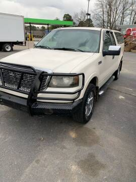 2008 Ford F-150 for sale at BRYANT AUTO SALES in Bryant AR