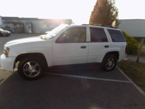 2007 Chevrolet TrailBlazer for sale at Pro-Motion Motor Co in Lincolnton NC