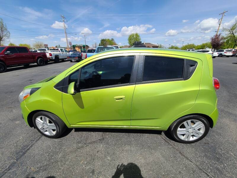 2013 Chevrolet Spark for sale at Silverline Auto Boise in Meridian ID