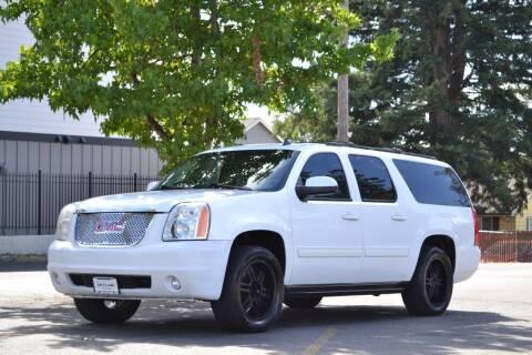 2014 GMC Yukon XL for sale at Skyline Motors Auto Sales in Tacoma WA
