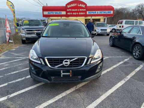 2010 Volvo XC60 for sale at Sandy Lane Auto Sales and Repair in Warwick RI