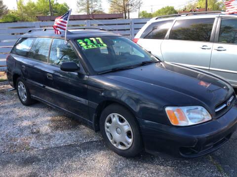 2002 Subaru Legacy for sale at Klein on Vine in Cincinnati OH