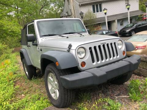 2008 Jeep Wrangler for sale at 22nd ST Motors in Quakertown PA