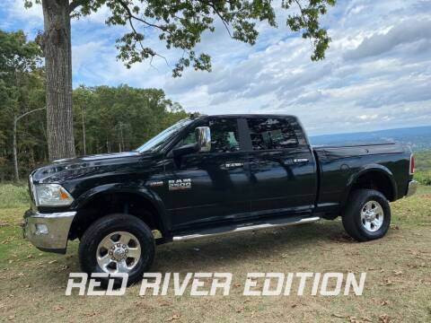 2016 RAM Ram Pickup 2500 for sale at RED RIVER DODGE - Red River of Malvern in Malvern AR