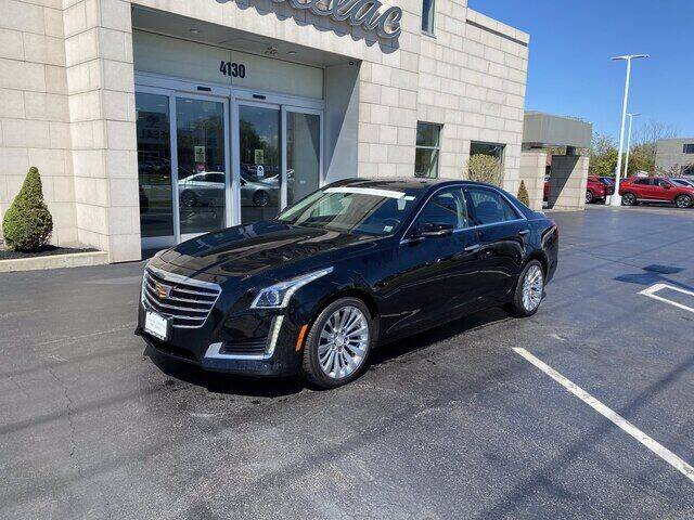 2018 Cadillac CTS for sale at Cappellino Cadillac in Williamsville NY