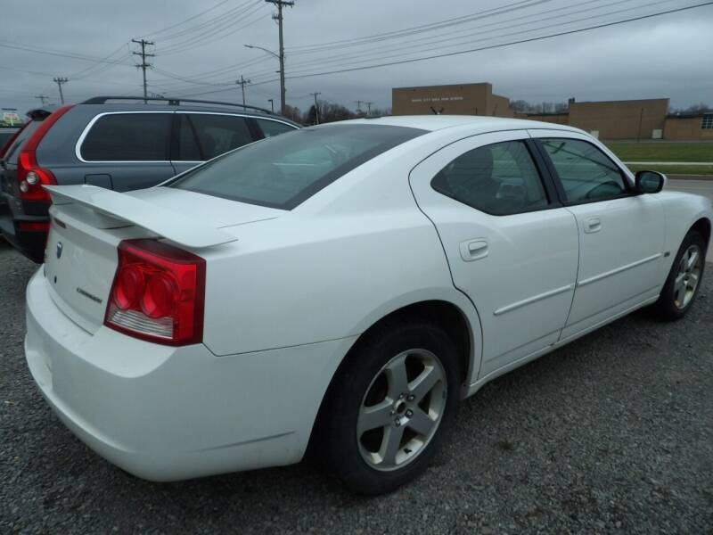 2010 Dodge Charger for sale at English Autos in Grove City PA